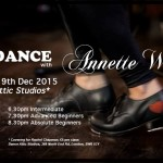 Classes 2nd and 9th Dec 2015